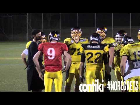 Sportpark Haar, April 24 - The Munich Cowboys are in the midst of preparing for the 2013 GFL season and will host the US Eagles in a preseason game, the Make...