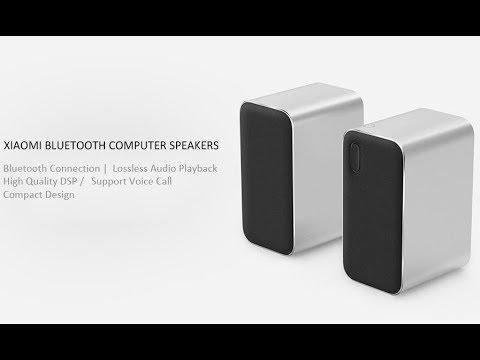 Test Xiaomi Bluetooth Computer speakers, petite mais qui envoit des Watts