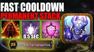 FAST COOLDOWN WITH PERMANENT FIERY SOUL Ability Draft Dota 2