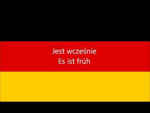 Niemiecki: 100 Niemiecki Zwroty Dla Początkujących