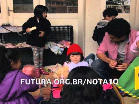 Nota 10 Primeira Infância | Dê sua opinião!