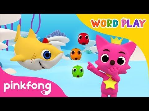 Shark 123   Baby Shark   3D Nursery Rhyme   Pinkfong Songs for Children