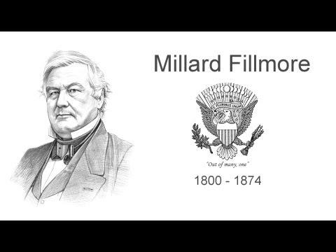 Millard Fillmore ***