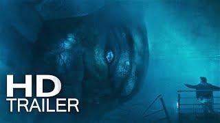 GODZILLA II: O REI DOS MONSTROS | Trailer (2019) Legendado HD