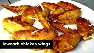 Simple Recipes - Spiced Chicken Wings (low carb, keto)