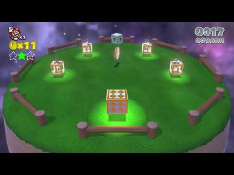 BOSS BLITZ? MORE LIKE BULL SH%T! [SUPER MARIO 3D WORLD]