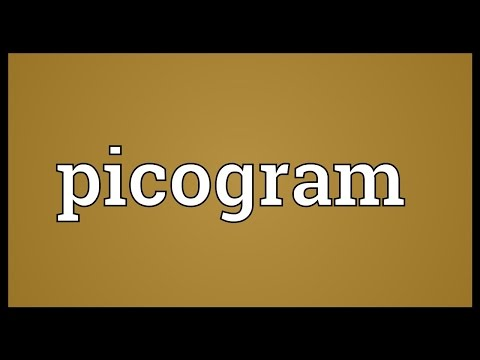 Header of Picogram