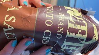 Kettle Brand Potato Chips Sea Salt / San Francisco, Yhdysvallat