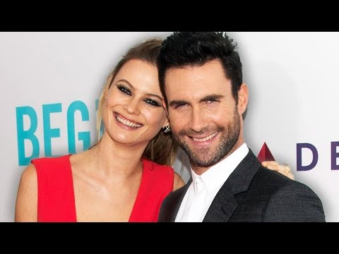 Adam Levine Wedding Revealed