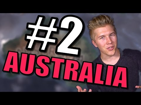 Hearts of Iron 4 [Communist Australia] LIVIN' IN THE RED LAND DOWN UNDER - Hearts of Iron 4 - Part 2