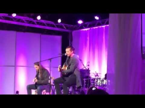 Gavin Rossdale Performs at Chrysalis Butterfly Ball 2014