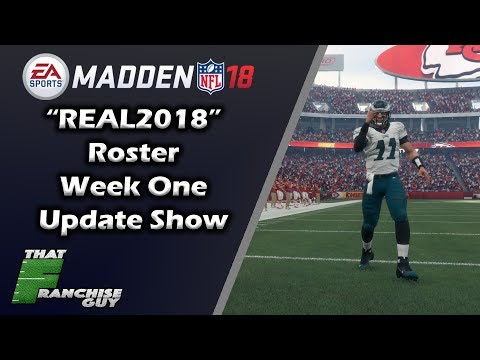 Studs & Duds from NFL Week One | Madden 18 Roster Update Biggest Risers & Fallers