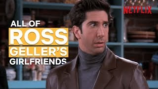 All Of Ross Geller's Relationships: A Friends Timeline