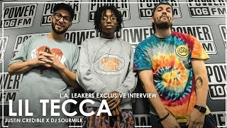 "Lil Tecca On The Making Of ""Ransom"", His Recording Process And More"