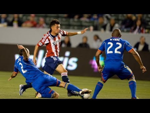 HIGHLIGHTS: Chivas USA vs. Colorado Rapids | April 13th, 2013