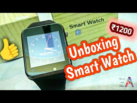 ₹1200 smart watch is better than apple or xiaomi smart watch really ? Fitbit smart watch review