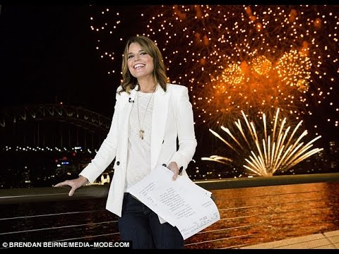 Savannah Guthrie in American Today