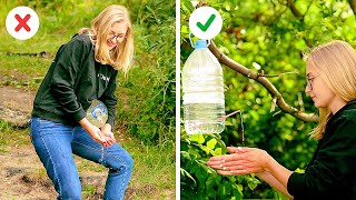 25 HELPFUL CAMPING TRICKS THAT ARE ABSOLYTELY DEFT