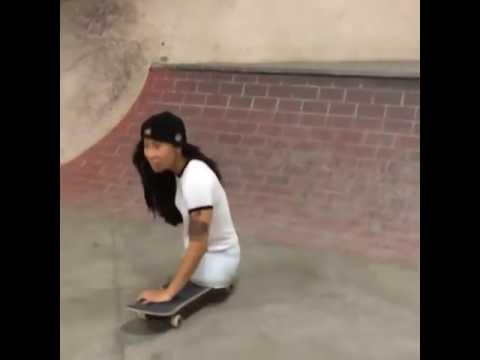 @kanyasesser 🙏💯👊💓🚀 via @skatefam | Shralpin Skateboarding