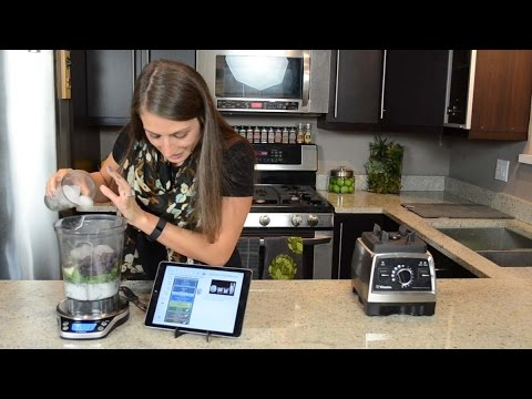 Vitamix videolike for Vitamix perfect blend smart scale