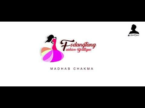 Logo Design | Fodangtang Fashion Boutique | Madhab | 2018