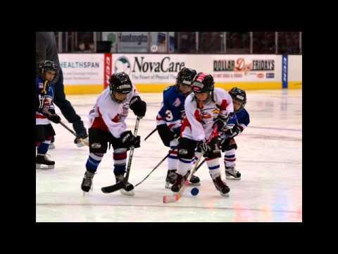 Parma Youth Hockey mite night at Quicken Loans Arena: Slideshow 11-08-13