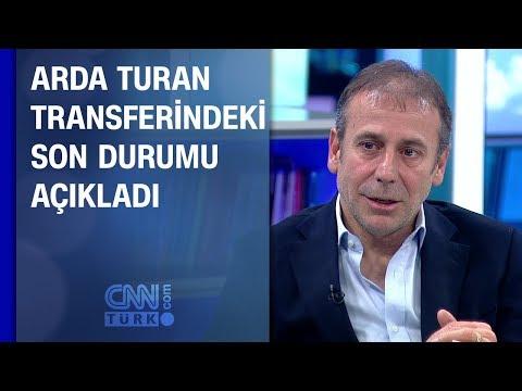 Abdullah Avcı, Arda Turan transferindeki son durumu açıkladı