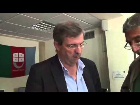 Burlando minaccia i giornalisti