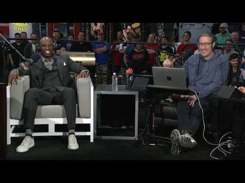 Deion Sanders Gives McLovin Advice for Charissa Thompson's Appearance (2/2/17) thumbnail