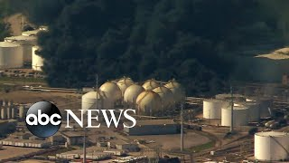 Texas chemical plant hit with environmental lawsuit