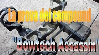 PASSIONE:Arco Compound: La prova