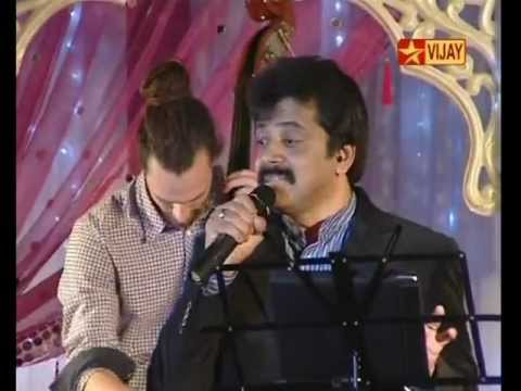 Srinivas In Paris - Vijay TV Program