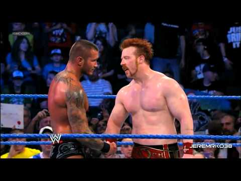 Top 10 - Rko By Randy Orton - Friday Night Smackdown 2012 video