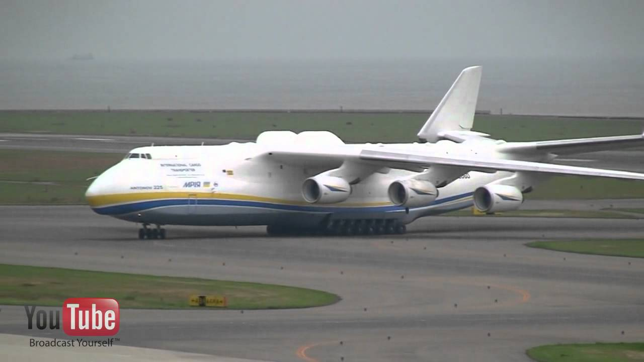 ан-225 мрия фото