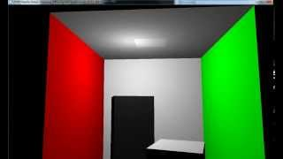 Instant radiosity for Real time global illumination
