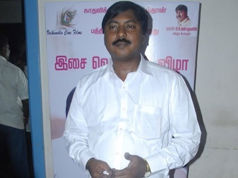 PC Anbazhagan Says Producing Equal to Suicide