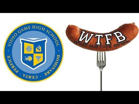 Video Game High School - REMIX #VGHS