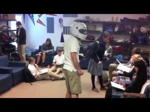 Harlem Shake-Veritas Academy