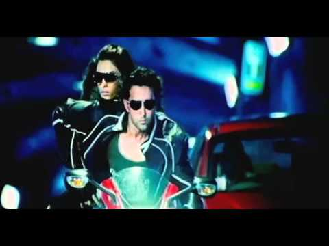 Dhoom 2 Race video
