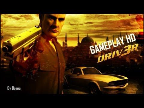 Driv3r - Gameplay Hd