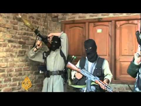 Pakistani Taliban leader in video message. 25-01-2013 NEW NEW NEW