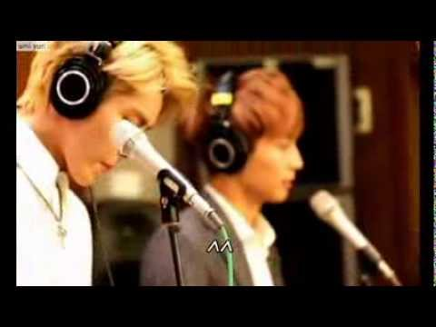 EXO Kris and Lay cover of Rainbow - Jay Chou (English Lyric Subtitles)