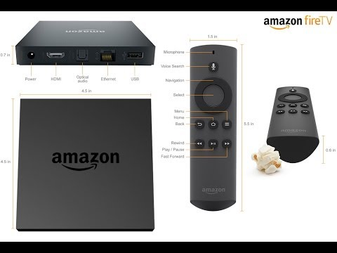 XBMC , Showbox & SKY on the Amazon Fire TV