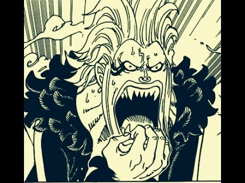 ONE PIECE ワンピース 773 CHAPTER REVIEW - [CABBAGE DISH & ANONYMOUS!?!?!?]