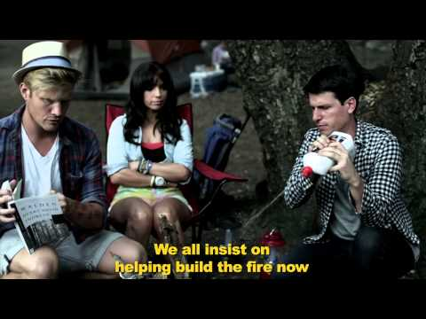 Camping's Not A Good Time (owl City carly Rae Jepsen Parody) video