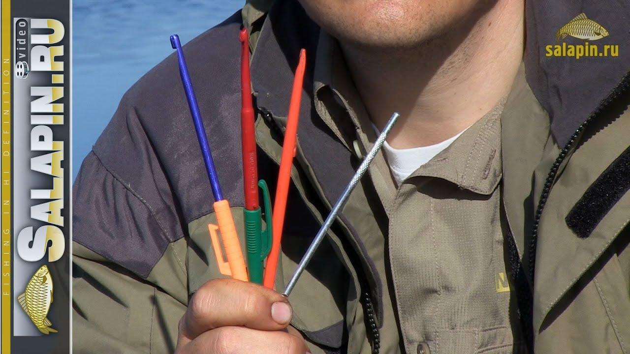 Из чего сделать экстрактор для рыбалки своими  58