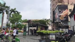 今日的台南大飯店在日本時時代是台南高級旅社--東屋旅館