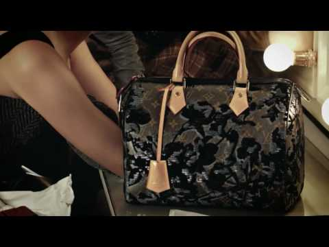 Making of Louis Vuitton Fall/Winter 2010 Ad Campaign