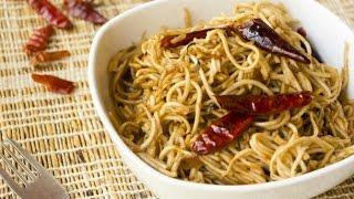 Chilli Garlic Noodles (চিলি গার্লিক নুডলস)