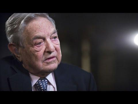 George Soros: Greece Is Going Down the Drain